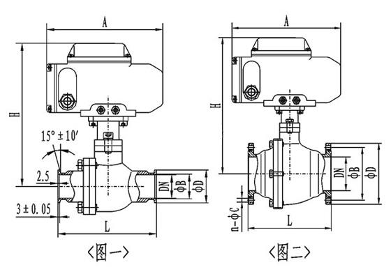 电动真空球阀分为三种不同的连接形式,按照GB6070标准的活套法兰连接、按照GB4982标准的快卸法兰连接和螺纹式连接适用真空范围:0.6106~1.310-4pa。用于真空系统中接通或切断管路的介质流。该阀为直通式手动球阀,靠球面密封,因而既能用在真空状态下,也能在低压状态下使用,并可任意位置安装。适用的工作介质为带酸、碱性的气体或液体。 【产品介绍】: 电动真空球阀是以电动装置驱动阀杆与球芯来执行启闭动作,达到接通或切断真空(压力)系统管路中的介质流。应用于真空、乳制品、酒业、生物工程、食品、制药、